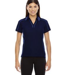 78648 Ash City - North End Sport Red Ladies' Sonic Performance Polyester Piqué Polo