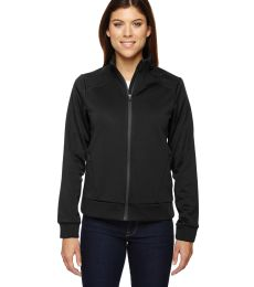 78660 Ash City - North End Sport Red Ladies' Evoke Bonded Fleece Jacket