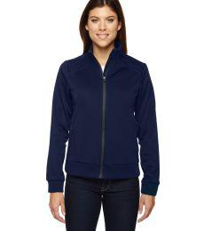 78660 Ash City - North End Sport Red Ladies' Evoke Bonded Fleece Jacket