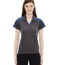 78667 Ash City - North End Sport Red Ladies' Accelerate UTK cool.logik™ Performance Polo