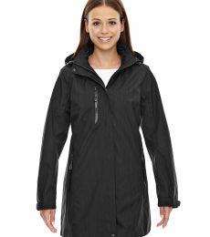 78670 Ash City - North End Sport Blue Ladies' Metropolitan Lightweight City Length Jacket