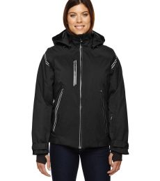 78680 Ash City - North End Sport Red Ladies' Ventilate Seam-Sealed Insulated Jacket