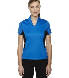 78683 Ash City - North End Sport Red Ladies' Rotate UTK cool.logik™ Quick Dry Performance Polo