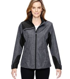 78805 Ash City - North End Sport Red Ladies' Interactive Sprint Printed Lightweight Jacket