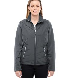 78809 Ash City - North End Sport Red Ladies' Quantum Interactive Hybrid Insulated Jacket