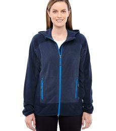 78810 Ash City - North End Sport Red Ladies' Vortex Polartec Active Fleece Jacket