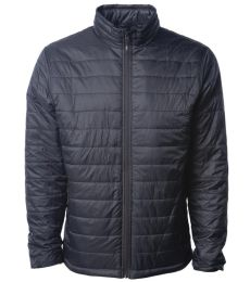 Independent Trading Co. EXP100PFZC Puffer Jacket