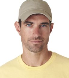 UltraClub 8102 Twill Unconstructed Dad Hat