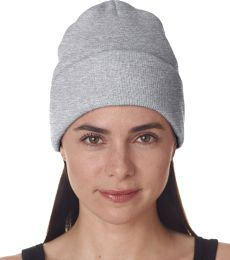 8130 UltraClub® Acrylic Knit Beanie with Cuff