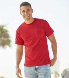 Alstyle 1905 Adult Pocket Tee