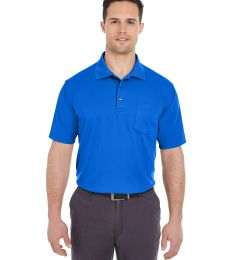 8210P UltraClub® Adult Cool & Dry Mesh Piqué Polo with Pocket
