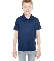 8210Y UltraClub® Youth Cool & Dry Mesh Piqué Polo