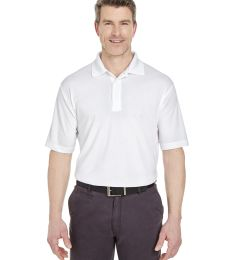 8255 UltraClub® Men's Cool & Dry Jacquard Performance