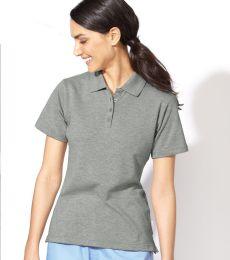 Augusta Sportswear 825 Women's Platinum Pique Sport Shirt