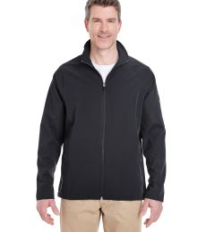 8271 UltraClub® Adult Lightweight Blend Soft Shell Jacket