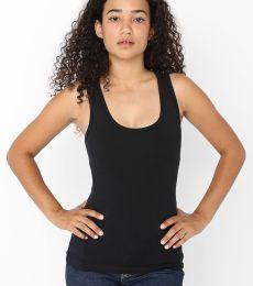 American Apparel 8308W Ladies' Cotton Spandex Tank Top