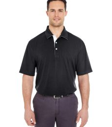 UltraClub 8325 Men's Platinum Performance Birdseye Polo with TempControl Technology