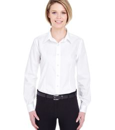 UltraClub 8355L Ladies' Easy-Care Broadcloth