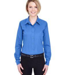 UltraClub 8355L Ladies' Easy-Care Broadcloth