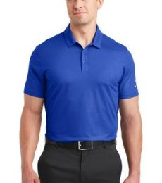 Nike Golf 838964  Dri-FIT Embossed Tri-Blade Polo