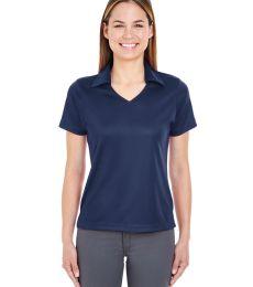 8407  UltraClub® Ladies' Cool & Dry Sport Mesh Performance Pullover
