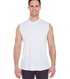 UltraClub 8419 Adult Cool & Dry Sport Performance Interlock Sleeveless T-Shirt