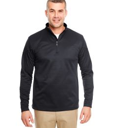 8440 UltraClub® Adult Performance 1/4-Zip Pullover
