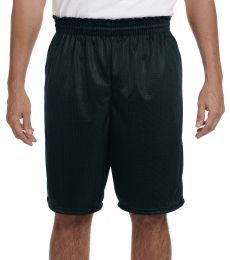 848 Augusta Sportswear 100% Polyester Tricot Mesh Shorts