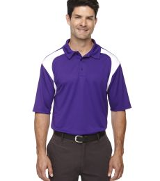 Extreme by Ash City 85105 Extreme Eperformance™ Men's Colorblock Textured Polo