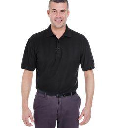 8540 UltraClub® Men's Whisper Pique Blend Polo
