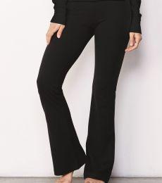 BELLA 810 Womens Cotton/Spandex Workout Pants