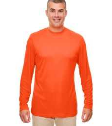 UltraClub 8622 Men's Cool & Dry Performance Long-Sleeve Top