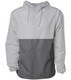 Independent Trading Co. EXP54LWP Lightweight Windbreaker Pullover Jacket