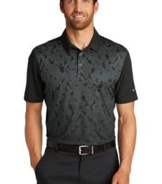 232 881658 Nike Golf Dri-FIT Mobility Camo Polo