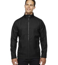 88171 North End Men's Textured City Soft Shell Jacket