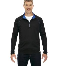 88187 North End Radar Men's Half-Zip Performance Long Sleeve Top
