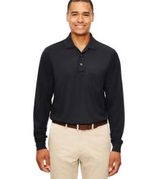 Ash City - Core 365 88192P Adult Pinnacle Performance Piqué Long-Sleeve Polo with Pocket