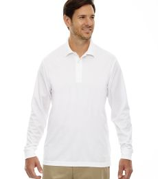 88192T Ash City Core 365 Men's Tall Performance Long-Sleeve Polo