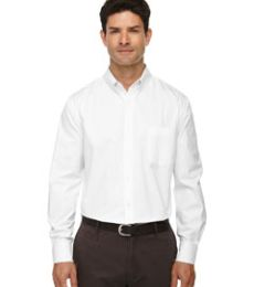 88193T Ash City - Core 365 Men's Tall Operate Long-Sleeve Twill Shirt