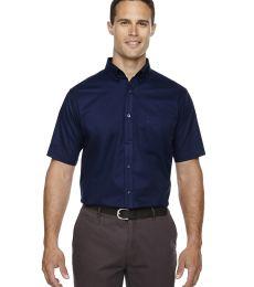 88194T Ash City - Core 365 Men's Tall Optimum Short-Sleeve Twill Shirt