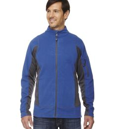 North End 88198 Men's Generate Textured Fleece Jacket