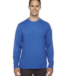 88199 Core 365 Agility  Men's Performance Long Sleeve Piqué Crew Necks