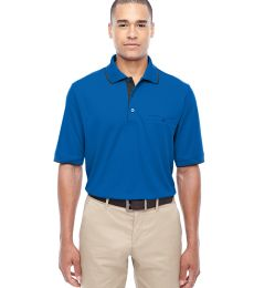 88222 Ash City - Core 365 Men's Motive Performance Pique Polo with Tipped Collar