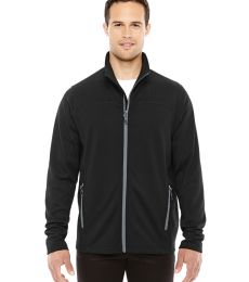 North End 88229 Men's Torrent Interactive Textured Performance Fleece Jacket