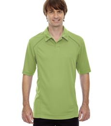 88632 Ash City - North End Sport Red Men's Recycled Polyester Performance Piqué Polo