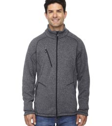 88669 Ash City - North End Sport Red Men's Peak Sweater Fleece Jacket