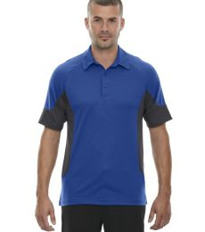 88677 Ash City - North End Sport Red Men's Refresh UTK cool.logik™ Coffee Performance Mélange Jersey Polo