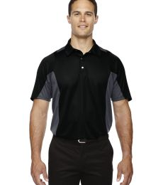 88683 Ash City - North End Sport Red Men's Rotate UTK cool.logik™ Quick Dry Performance Polo