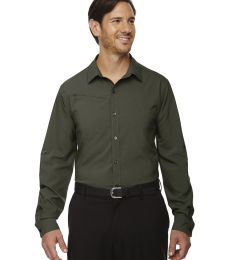 88804 Ash City - North End Sport Red Men's Rejuvenate Performance Shirt with Roll-Up Sleeves
