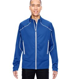 88806 Ash City - North End Sport Red Men's Interactive Cadence Two-Tone Brush Back Jacket